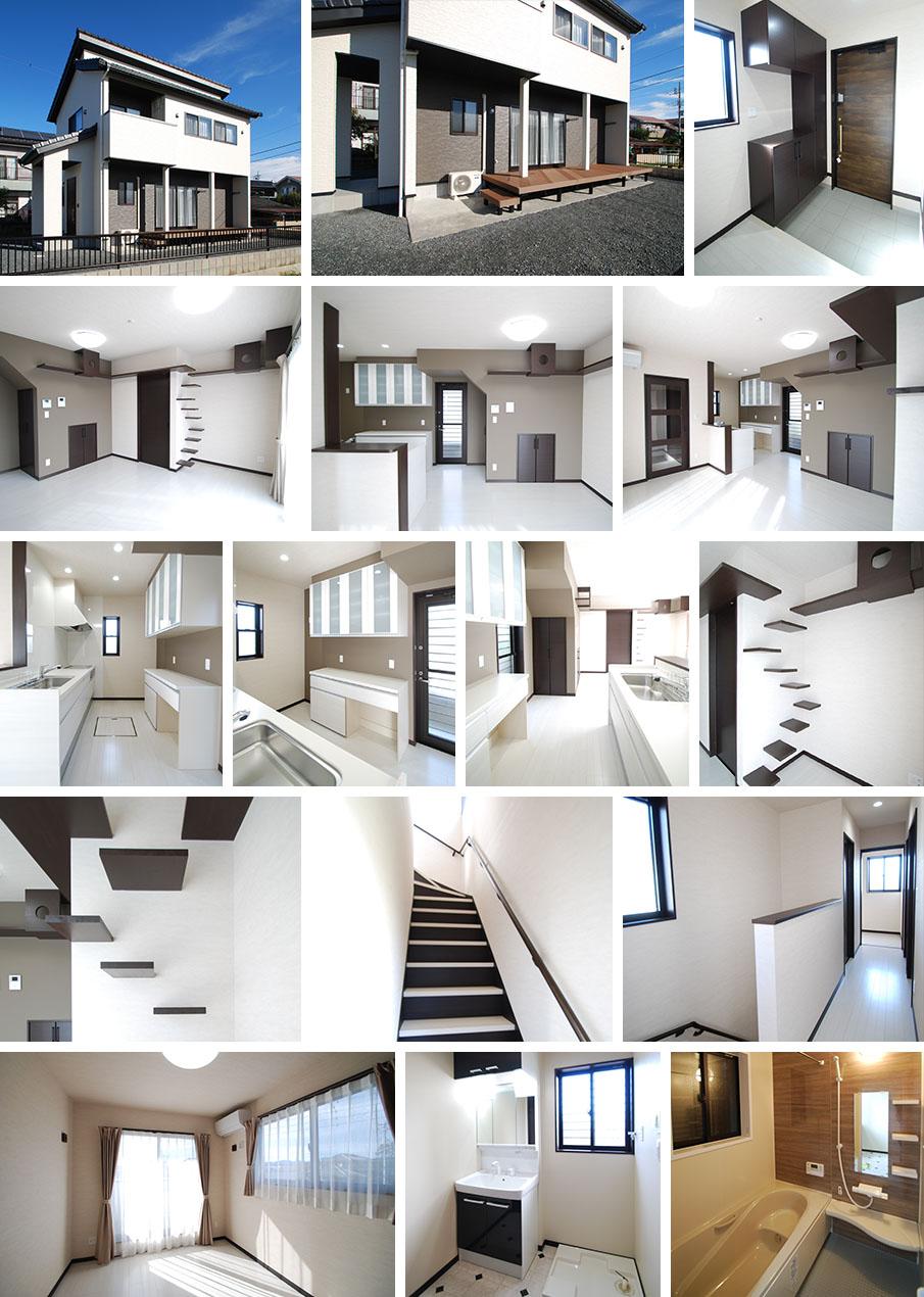 アーキスホーム施工例/住宅8