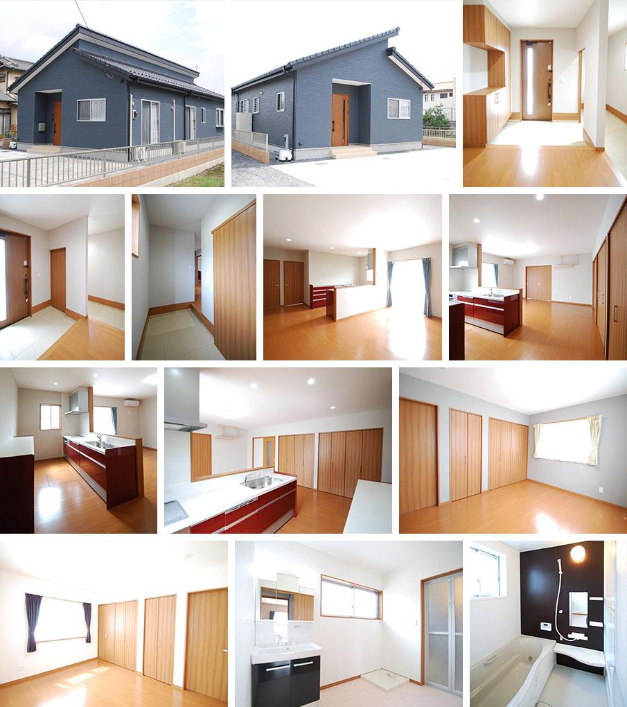 アーキスホーム施工例/住宅10